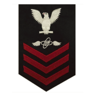 Vanguard NAVY E6 MALE RATING BADGE: AVIATION ELECTRONICS TECHNICIAN