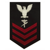 Vanguard NAVY E6 MALE RATING BADGE: CONSTRUCTION ELECTRICIAN