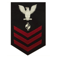 Vanguard NAVY E6 MALE RATING BADGE: ENGINEERING AIDE