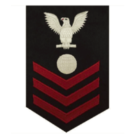 Vanguard NAVY E6 MALE RATING BADGE: ELECTRICIAN'S MATE