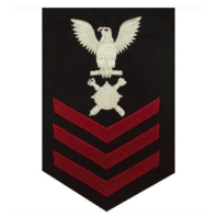 Vanguard NAVY E6 MALE RATING BADGE: EXPLOSIVE ORDNANCE