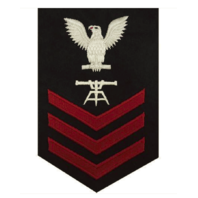 Vanguard NAVY E6 MALE RATING BADGE: FIRE CONTROL TECHNICIAN