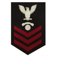 Vanguard NAVY E6 MALE RATING BADGE: INTERIOR COMMUNICATIONS ELECTRICIAN