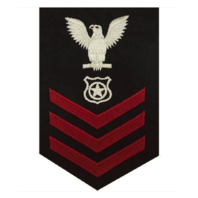 Vanguard NAVY E6 MALE RATING BADGE: MASTER AT ARMS