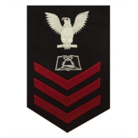 Vanguard NAVY E6 MALE RATING BADGE: CULINARY SPECIALIST