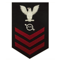 Vanguard NAVY E6 MALE RATING BADGE: OPERATIONS SPECIALIST