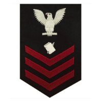 Vanguard NAVY E6 MALE RATING BADGE: PERSONNELMAN