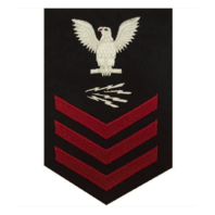 Vanguard NAVY E6 MALE RATING BADGE: INFORMATION TECHNICIAN SPECIALIST