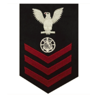 Vanguard NAVY E6 MALE RATING BADGE: RELIGIOUS PROGRAMS SPECIALIST