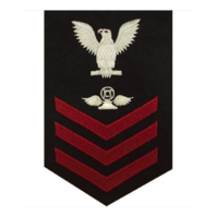 Vanguard NAVY E6 FEMALE RATING BADGE: AIR TRAFFIC CONTROL