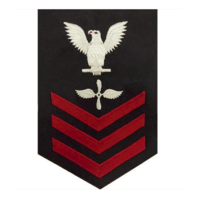 Vanguard NAVY E6 FEMALE RATING BADGE: AVIATION MACHINIST'S MATE
