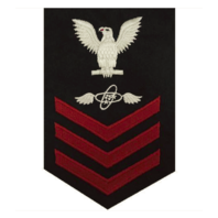 Vanguard NAVY E6 FEMALE RATING BADGE: AVIATION ELECTRONICS TECHNICIAN