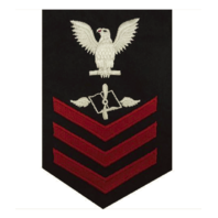 Vanguard NAVY E6 FEMALE RATING BADGE: AVIATION MAINTENANCE