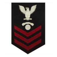 Vanguard NAVY E6 FEMALE RATING BADGE: INTERIOR COMMUNICATIONS ELECTRICIAN
