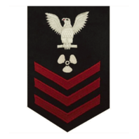 Vanguard NAVY E6 FEMALE RATING BADGE: MACHINIST'S MATE