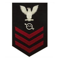 Vanguard NAVY E6 FEMALE RATING BADGE: OPERATIONS SPECIALIST