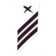 Vanguard NAVY E-3 COMBO RATE: CRYPTOLOGIC TECHNICIAN ON WHITE WORKING UNIFORM