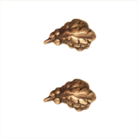 Vanguard FULL SIZE MEDAL ATTACHMENTS: OAK LEAF - BRONZE