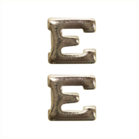 Vanguard RIBBON ATTACHMENTS: LETTER E - LARGE