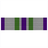Vanguard ARMY ROTC RIBBON UNIT: N-1-1: AJROTC DISTINGUISHED CADET