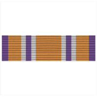 Vanguard ARMY ROTC RIBBON UNIT: N-4-7: AJROTC EXCELLENT STAFF