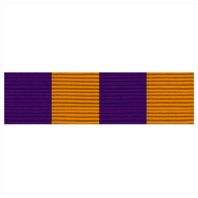Vanguard ARMY ROTC RIBBON UNIT: R-1-3: CADET SCHOLAR