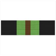 Vanguard ARMY ROTC RIBBON UNIT: R-2-2: GOLD MEDAL ATHLETE