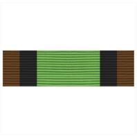 Vanguard ARMY ROTC RIBBON UNIT: R-2-3: SILVER MEDAL ATHLETE