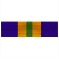 Vanguard ARMY ROTC RIBBON UNIT: R-3-1: SUPERIOR ADVANCE CAMP GRADUATE