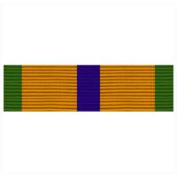 Vanguard ARMY ROTC RIBBON UNIT: R-3-4: REGIONAL RANGER CHALLENGE WINNER