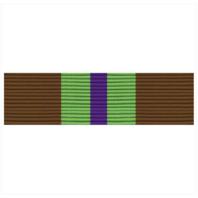 Vanguard ARMY ROTC RIBBON UNIT: R-4-4: CIVIL LEADERSHIP
