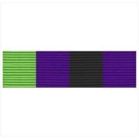 Vanguard ARMY ROTC RIBBON UNIT: R-4-5: BATTALION COMMANDER'S RECRUITING RIBBON