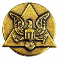 Vanguard LAPEL PIN: ARMY COMMANDERS AWARD FOR PUBLIC SERVICE