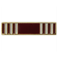 Vanguard Lapel pin for the Army Good Conduct (AGCM) award