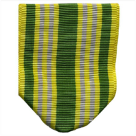 Vanguard ARMY ROTC RIBBON DRAPE: N-1-2: AJROTC ACADEMIC EXCELLENCE