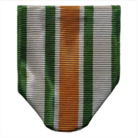 Vanguard ARMY ROTC RIBBON DRAPE: N-3-7: AJROTC MARKSMANSHIP TEAM