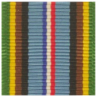 Vanguard MINIATURE ARMED FORCES EXPEDITIONARY RIBBON YARDAGE