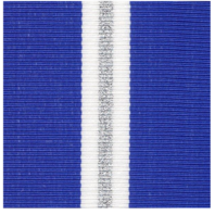 Vanguard Full-Size NATO Balkans Operation Non Article 5 Ribbon Yardage