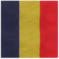Vanguard REGULATION FULL SIZE MEDAL RIBBON YARDAGE: NAVY AND MARINE CORPS (yard)