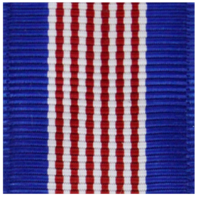 Vanguard SOLDIERS MEDAL RIBBON YARDAGE