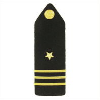 Vanguard NAVY ROTC MIDSHIPMAN HARD BOARD: SENIOR LIEUTENANT
