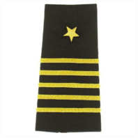 Vanguard NAVY ROTC SOFT MARK: MIDSHIPMAN COMMANDER