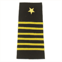 Vanguard NAVY ROTC SOFT MARK: MIDSHIPMAN CAPTAIN