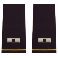 Vanguard ARMY EPAULET: WARRANT OFFICER 1 - LARGE