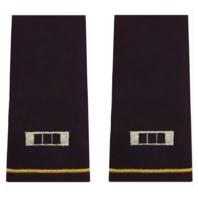 Vanguard ARMY EPAULET: WARRANT OFFICER 3 - LARGE