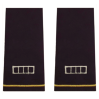 Vanguard ARMY EPAULET: WARRANT OFFICER 4 - LARGE