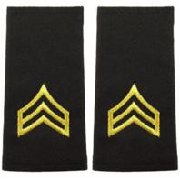 Vanguard ARMY EPAULET: SERGEANT - LARGE