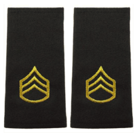 Vanguard ARMY EPAULET: STAFF SERGEANT - LARGE