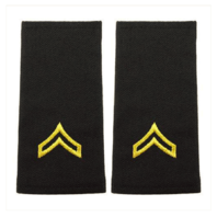 Vanguard ARMY EPAULET: CORPORAL - SMALL