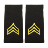 Vanguard ARMY EPAULET: SERGEANT - SMALL